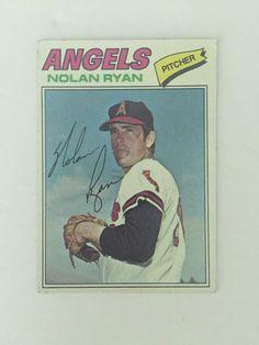 Nolan Ryan 1977 Topps Baseball 650 Nolan Ryan EXMT C04005 | eBay