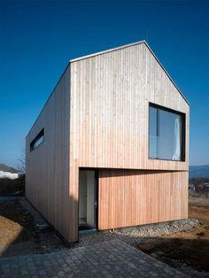 studio pha - House in Lety