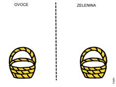 Pro Šíšu: OVOCE-ZELENINA Clinic, School, Girl Cartoon, Cousins