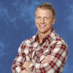 Sean Lowe. brightens my mondays!