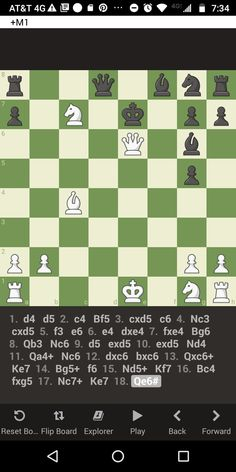 """This one takes advantage of the full attacking range of Queen and position of opponent's King on limits of the board is irrelevant, only note King's """"shoulder pads"""" block left/right upper diagonal squares on this variation. Chess Tactics, Left And Right, Shoulder Pads, Squares, Positivity, Range, Note, Queen, Board"""