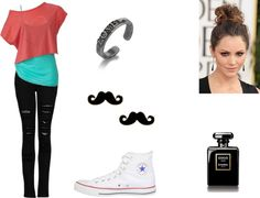 """""""Untitled #7"""" by jordon1308 ❤ liked on Polyvore"""