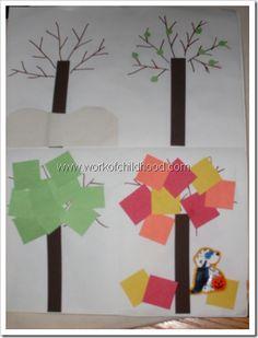 Tree life cycle...