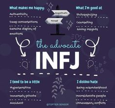 Infj Traits, Infj Mbti, Intj And Infj, Enfj, Rarest Personality Type, Infj Personality, Myers Briggs Personality Types, Infj Type, Introvert Quotes
