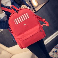 Backpacks canvas Cell Phone Pocket