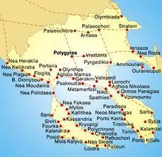 Chalkidiki Area of Macedonia Macedonia Halkidiki Greek Macedonia