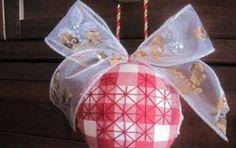 Cucito country natalizio: idee per decorare la tua casa [FOTO] - Cucito d'ispirazione country per realizzare decorazioni e addobbi natalizi originali.