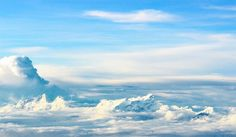 Himalaya in Nepal. Berggipfel des Himalaya