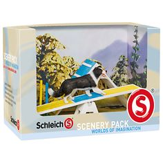 Schleich Pets: Dog Scenery Pack with Border Collie (can't find it anywhere!)