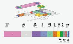 Cultural Center of Cabo Frio Cultural Architecture, Collage Architecture, Architecture Concept Diagram, Architecture Program, Romanesque Architecture, Education Architecture, Architecture Graphics, Sacred Architecture, Architecture Diagrams