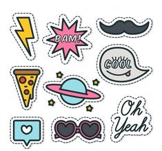 Die-Cut Stickers Printing Die-cut stickers printing are extremely attractive, & hugely customizable, meaning you obtain more returns for your advertising dollar. Whereas there are lots of basic shapes that your die-cut stickers Source by aureliefumez Tumblr Stickers, Funny Stickers, Printable Stickers, Laptop Stickers, Planner Stickers, Doodles, Aesthetic Stickers, Basic Shapes, Rainbow Dash
