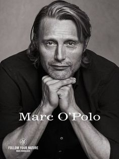 86583f8bfe Mads Mikkelsen by Peter Lindbergh for Marc`O Polo campaign, 2016