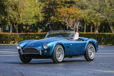 Carroll Shelby's AC Cobra is the car that put him on the map as a builder of custom racing machines, he was already a famous racing driver of course – but the Cobra is the car that launched his legacy. The story of how the AC Cobra came to be has been told more times...