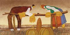 Romancing the Corn by Martin Jonas