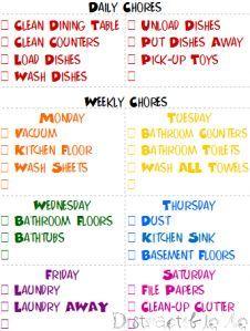 Chores list I wish I can give my cats to do while I'm @ work. HA HA HA!!!!