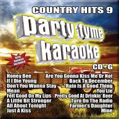 Sybersound - Party Tyme Country Hits 9 16-song G