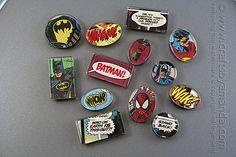 comic book superhero