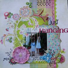 Rozella's Gallery: Just Hanging