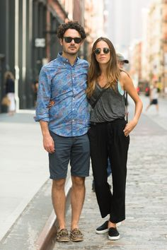 Matching Couple Style Stalking- NYC
