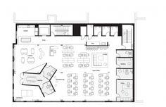 Boora Architects, office Plan