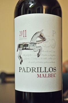 Padrillos - Malbec #taninotanino #vinosmaximum
