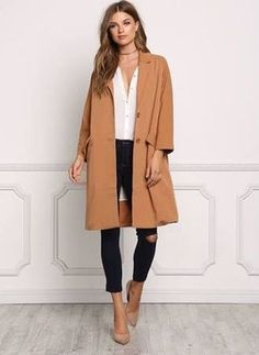 How To Get And Buy Gorgeous Stylish Clothes – Clothing Looks Street Style Outfits, Fall Outfits, Casual Outfits, Fashion 2017, Fashion Outfits, Fashion Trends, Fashion Stores, Winter Mode, 2016 Winter