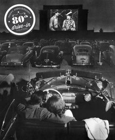 Happy 80th Anniversary Drive-in!