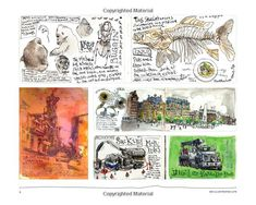 An Illustrated Life: Drawing Inspiration from the Private Sketchbooks of Artists, Illustrators and Designers: Danny Gregory: 9781600610868: Amazon.com: Books