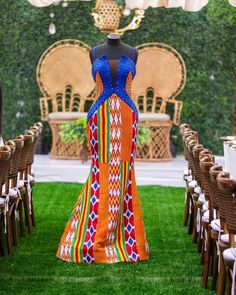 African fashion and life styles – African fashion and lifestyles website was created to show case the various styles the African prints can be styled into and generally the life styles of africans ear 2019 brides, We promise to give you an outstanding l African Prom Dresses, Latest African Fashion Dresses, African Print Fashion, African Dress, Africa Fashion, Ghana Fashion, African Prints, Ghana Traditional Wedding, African Traditional Wedding Dress