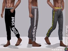 Giruto 56 Jogger Sport Long Pantstandalone / new mesh by me / base game / 22 swatches/have MorphsMediafire download Or Baidu download