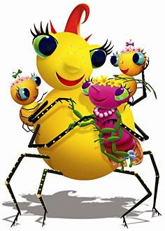 Miss Spider's Sunny Patch Friends. I loved this show :') Wish it was still on Treehouse!