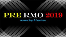 Pre RMO 2019 Answer Keys and Solution Olympiad Exam, Math Olympiad, Prime Numbers, Real Numbers, Geometry Questions, Arithmetic Progression, School Pay, Regular Polygon, Natural Number