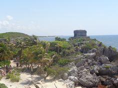 Tulum, castillo, Maya, honeymoon, travel, Messico, viaggi