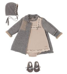 Luxury Christmas Gifts for Baby - Pili Carrera Baby Girl Fashion, Kids Fashion, Fashion Outfits, Little Girl Outfits, Toddler Outfits, Baby Kind, My Baby Girl, Usa Baby, Baby Fashionista