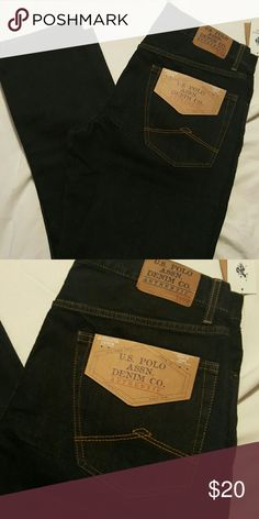 U.S. Polo Skinny Jeans Brand new jeans with a skinny cut. Length is 30. U.S. Polo Assn. Jeans Skinny