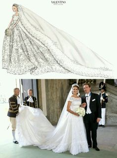 Harry connick jr wedding this picture jill goodacre for Jill goodacre wedding dress