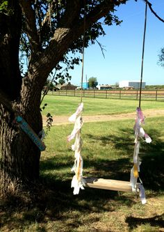 Our Tree Swing @Southern Jeweled / Lori Horton