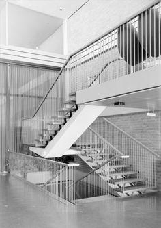 Messehallen i Oslo Oslo, Stairs, Lighting, Architecture, Ark, Home Decor, Arquitetura, Stairway, Decoration Home