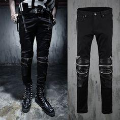 「Zippered Jeans」の画像検索結果