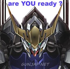 [Gの鉄血] NEXT G New Gundam Series G-Tekketsu: ARE YOU READY? http://www.gunjap.net/site/?p=261568