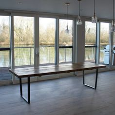 Are you interested in our reclaimed wood dining table? With our wooden dining table you need look no further.