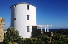 2 Bedroom Windmill in Tinos to rent from £546 pw. With balcony/terrace.