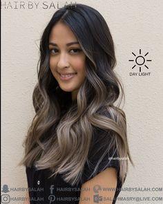 Nude Sandy Blonde Balayage over Natural Base Color from Hair By Salah. #hair #haircolor #balayage #sandyblonde #ashblond #hairstyle #hairstyles #hairfashion #fashion #beachwaves #pretty #sandyblomdebalayage #balayageombre #beauty #trendyhair #ashblonde #ashbrown #hairmodel #dubai #saudiarabia #hairbysalah #haircare #hairtransformation #hairfashion #fashion