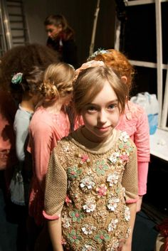 Quis Quis kids fashion trends from the fall 2014 catwalk collection