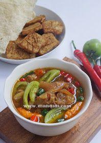 Diah Didi S Kitchen Resep Asem Asem Daging Koyor Resep Masakan Indonesia Resep Resep Masakan