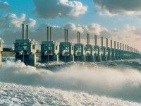 """Zeeland is protected by the best and largest storm barriers in the world: the Delta Works. There is a reason why the dams are nicknamed """"the eighth wonder of the world"""". The Beautiful Country, Beautiful Images, Seattle Skyline, New York Skyline, Delta Works, Storm Surge, Water Management, Seven Wonders, Holiday Destinations"""