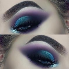 Makeup Brushes and Their Names Dramatic Eye Makeup Tutorial for Brown Eyes . - Makeup Brushes and Their Names Dramatic Eye Makeup Tutorial for Brown Eyes … – Makeup Brushes a - Eye Makeup Steps, Eye Makeup Art, Hooded Eye Makeup, Colorful Eye Makeup, Simple Eye Makeup, Makeup For Green Eyes, Blue Eye Makeup, Cute Makeup, Makeup Inspo