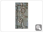 Steampunk Decor ABS Wall Panels by Nethercraft