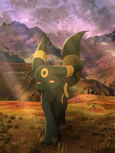 Omg! Beautiful picture of umbreon!
