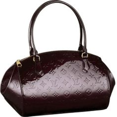 Louis Vuitton Monogram Vernis Sherwood Gm M91489 Aqv